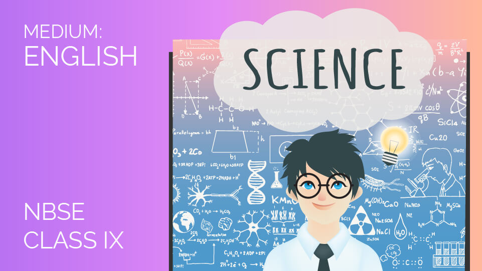 NBSE CLASS 9 SCIENCE
